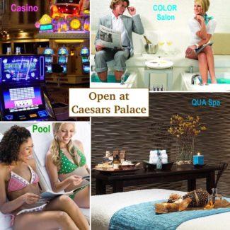 Caesars Palace Las Vegas - Vente de bienvenue
