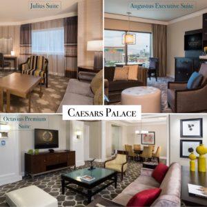 Caesars Palace Las Vegas - Vente Suite